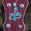 Banjo Headstock Inlay